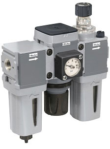 Parker Global Air Preparation System — <em>Performance you need, wherever you need it.</em>